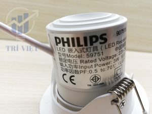 đèn-chiếu-điểm-philip-3w