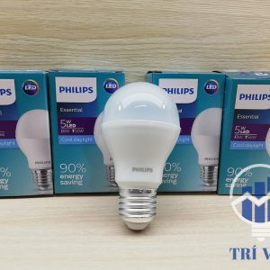 đèn led philip 5w