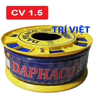 dây điện dafaco 1.5