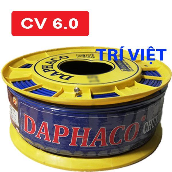dây điện dafaco 6.0