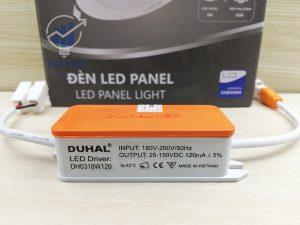 đèn-led-âm-trần-9W-duhal-quân-12