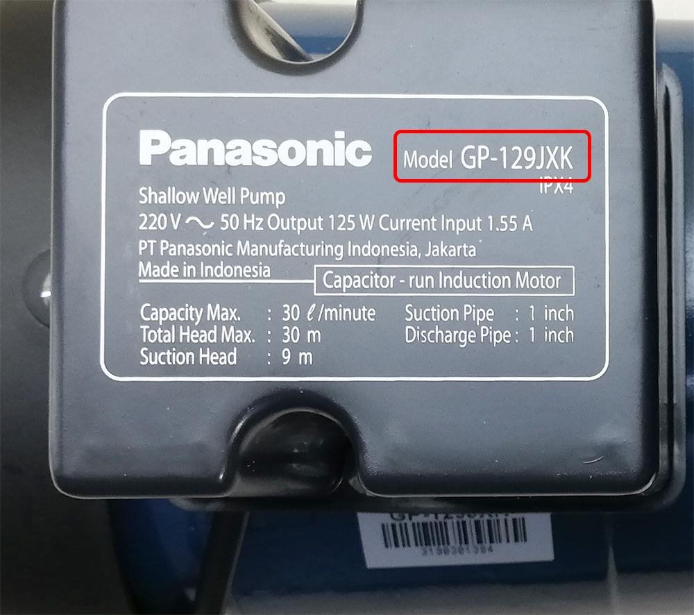 thông-số-máy-bơm-nước-Panasonic