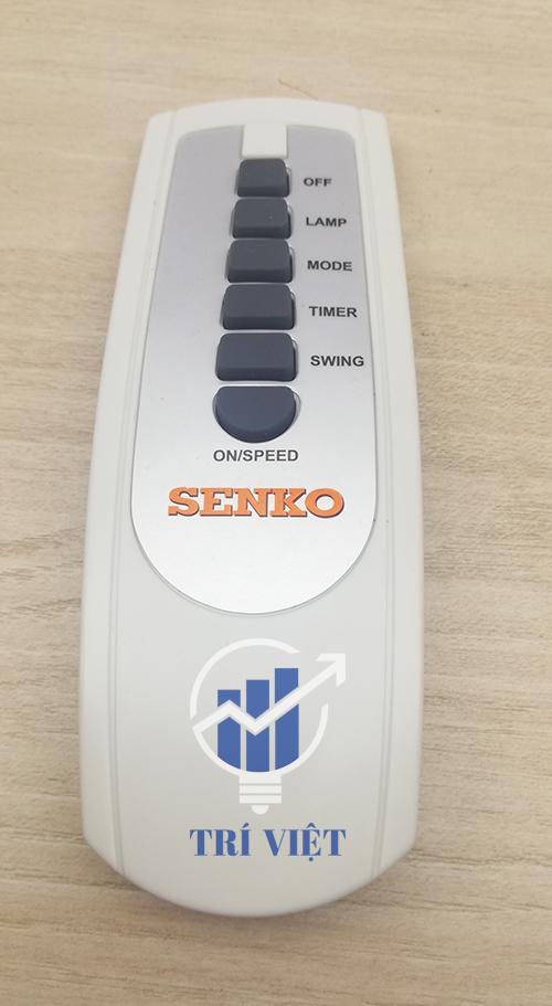 Remote điều khiển từ xa quạt Senko
